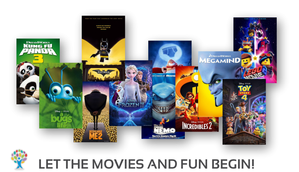 City Park Events Presents Movies in the Park
